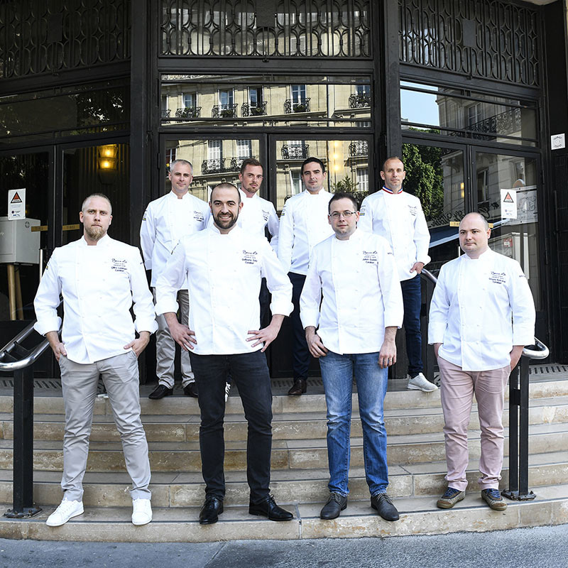 8 candidats France