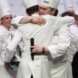 Serge Vieira Bocuse d'Or France 2019