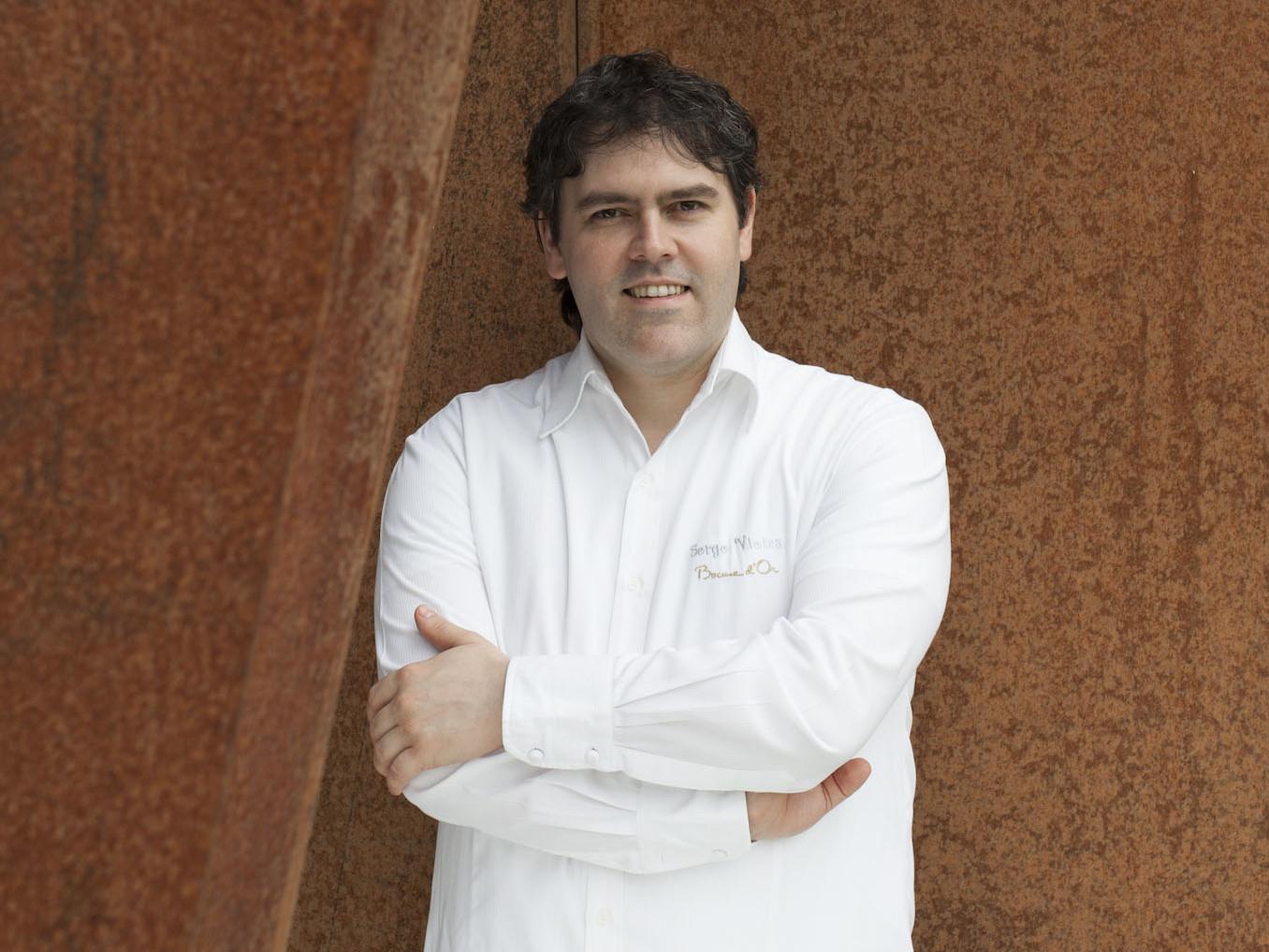 Serge Vieira Bocuse d'Or 2005