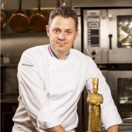 Fabrice Desvignes Bocuse d'Or 2007