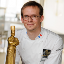 Thibaut Ruggeri Bocuse d'Or 2013